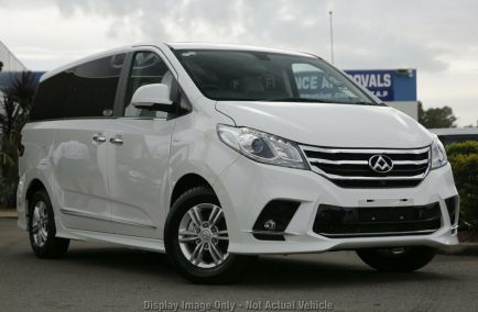 2018 LDV G10 Executive  SV7A Turbo Wagon