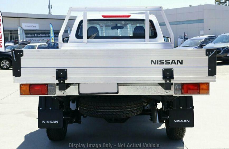 2019 NISSAN NAVARA RX  D23 S4 Turbo CAB CHASSIS Single Cab