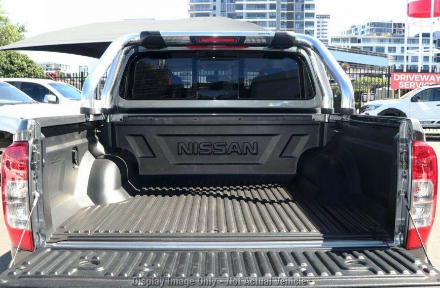 2019 NISSAN NAVARA ST  D23 S4 Tw.Turbo UTILITY Dual Cab