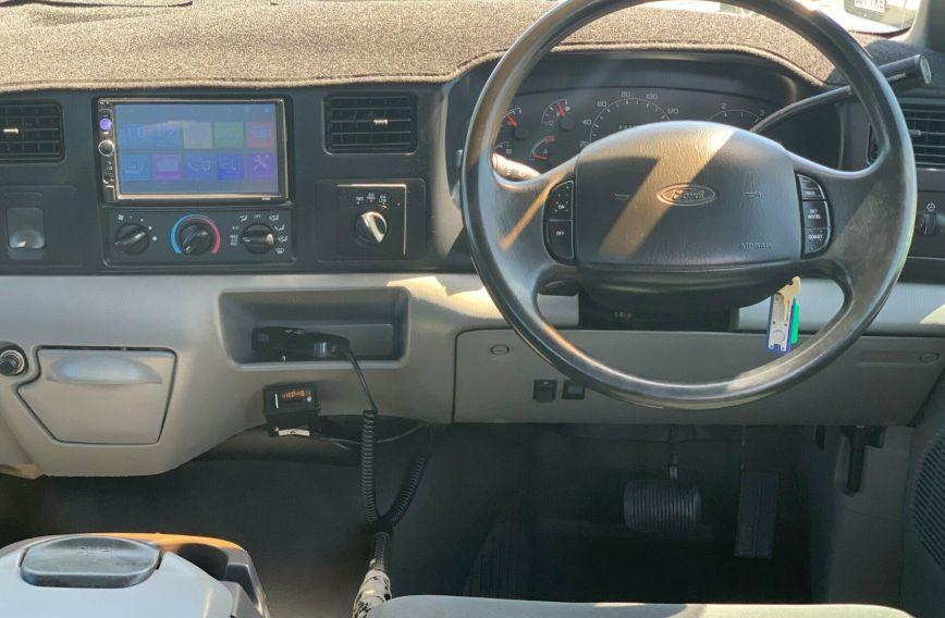 2002 FORD F250 XLT   Turbo UTILITY Dual Cab