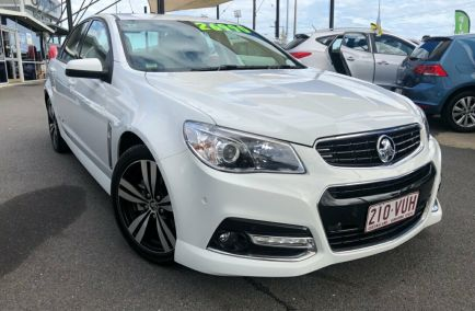 Used 2015 HOLDEN COMMODORE VF Sedan 4dr SV6 Storm Spts Auto 6sp 3.6i