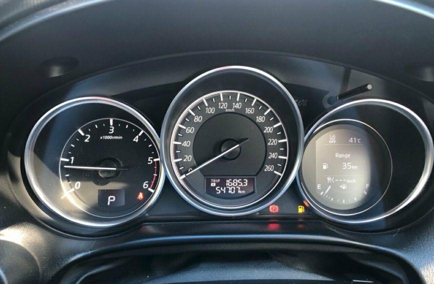 2015 MAZDA CX-5 Akera  KE1022 Tw.Turbo WAGON