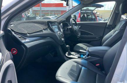 2013 HYUNDAI SANTA FE Elite  DM Turbo Wagon