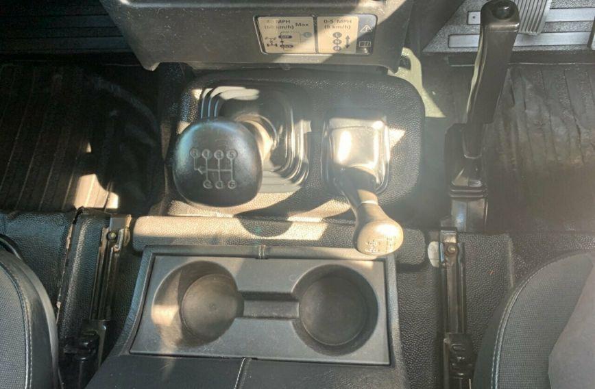 2012 LAND ROVER DEFENDER   110 Turbo WAGON
