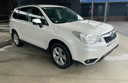 Used 2014 SUBARU FORESTER S4 Wagon 5dr 2.5i-L Lineartronic 6sp AWD 496kg