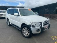 2013 MITSUBISHI PAJERO for sale in Cairns