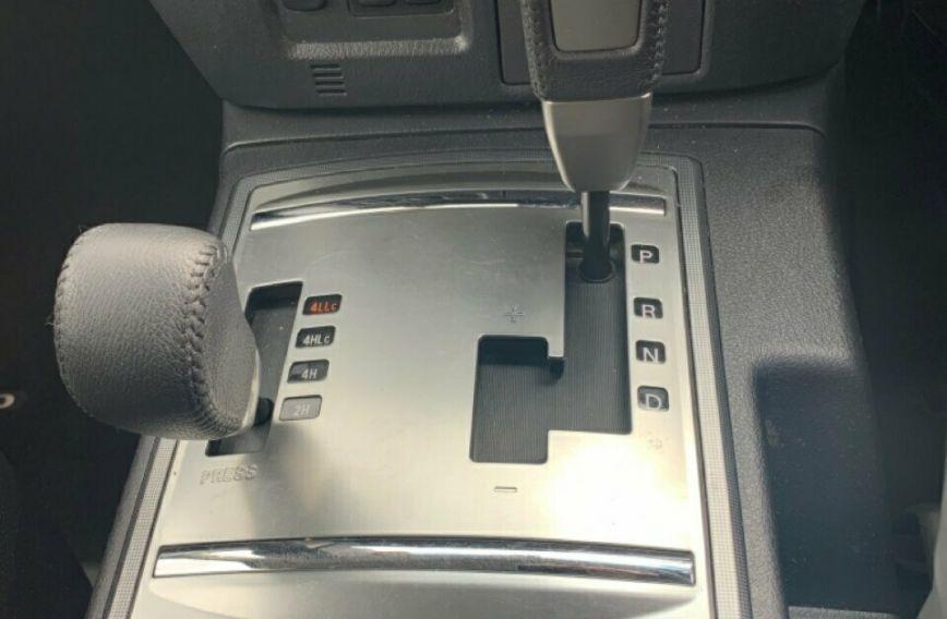 2013 MITSUBISHI PAJERO VR-X  NW Turbo Wagon
