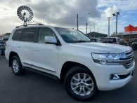 2018 TOYOTA LANDCRUISER for sale in Cairns