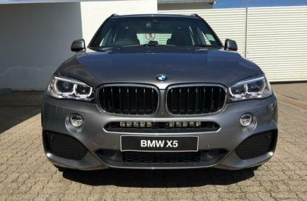 Demo 2017 BMW X5 F15 Wagon 5dr sDrive25d Auto 8sp 2.0DTT 715kg