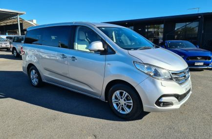 Used 2016 LDV G10 SV7A Wagon 9st 5dr Spts Auto 6sp 2.0T