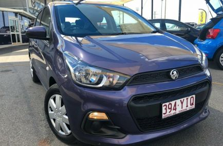 Used 2016 HOLDEN SPARK MP Hatchback 5dr LS Man 5sp 1.4i