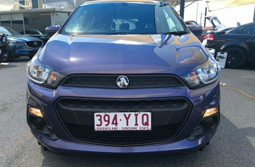 2016 HOLDEN SPARK LS  MP  HATCHBACK