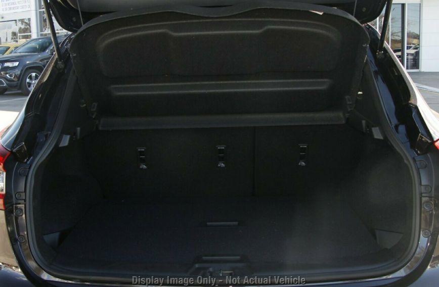 2018 NISSAN QASHQAI Ti  J11 Series 2  Wagon