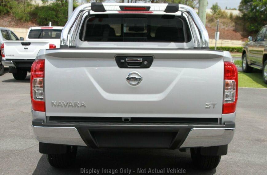 2018 NISSAN NAVARA ST  D23 S3 Tw.Turbo Dual Cab Utility