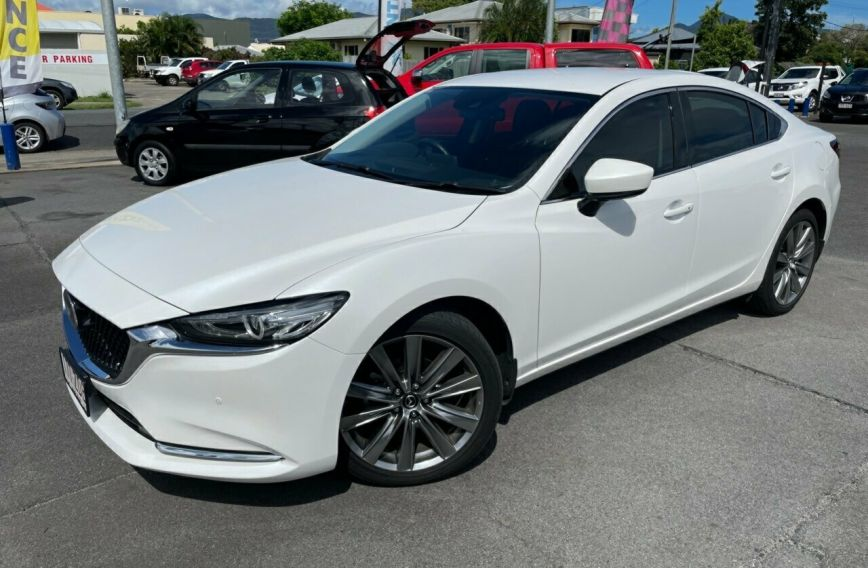 2019 MAZDA 6 GT  GL1032 Turbo SEDAN