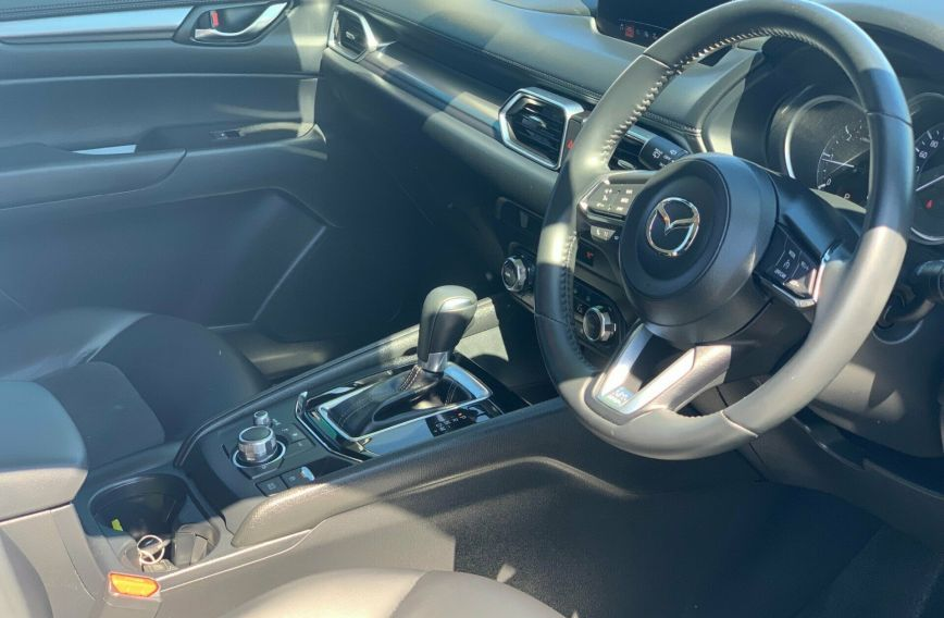 2018 MAZDA CX-5 Touring  KF4W2A Tw.Turbo WAGON