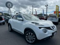 2015 NISSAN JUKE for sale in Cairns