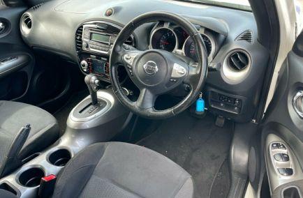 2015 NISSAN JUKE ST  F15 Series 2  Hatchback