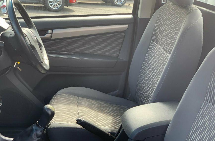 2013 HOLDEN COLORADO LX  RG Turbo CAB CHASSIS Single Cab