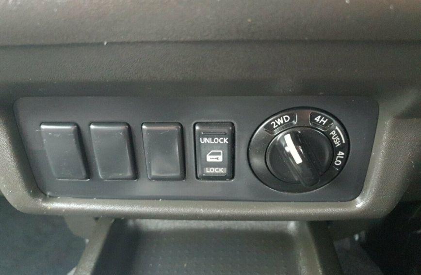 2007 NISSAN NAVARA ST-X  D40 Turbo UTILITY Dual Cab