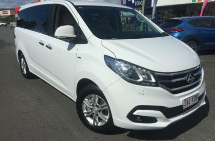 Used 2017 LDV G10 SV7A Wagon 5dr 9st Spts Auto 6sp 2.0T 743kg