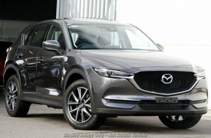 Demo 2019 MAZDA CX-5 KF4W2A Wagon 5dr GT SKYACTIV-Drive 6sp i-ACTIV AWD 2.2DTT 459kg