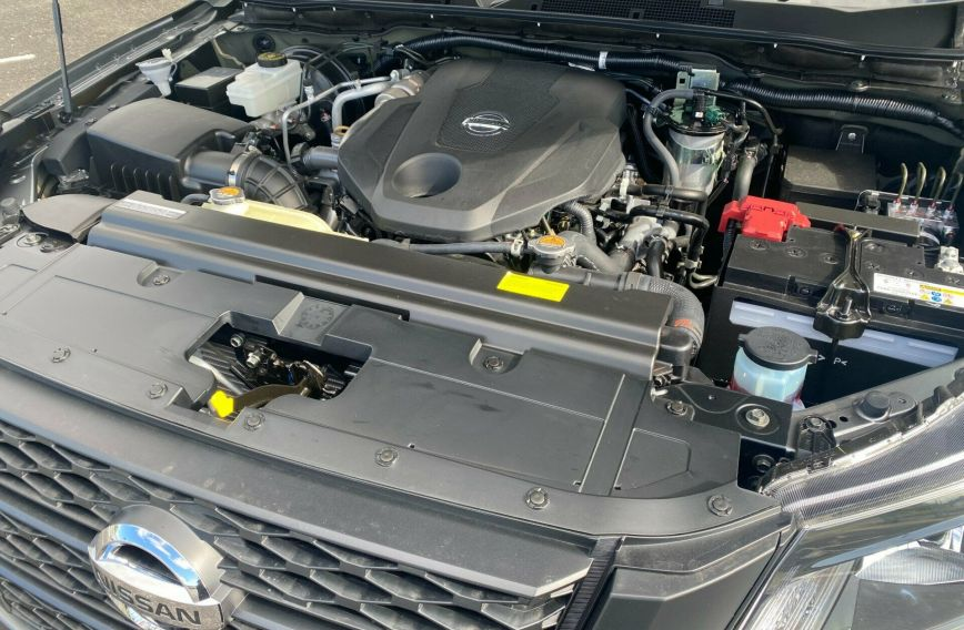 2021 NISSAN NAVARA SL  D23 Tw.Turbo Dual Cab Utility