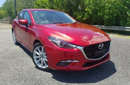 New 2018 MAZDA 3 BN5238 Sedan 4dr SP25 GT SKYACTIV-Drive 6sp 2.5i