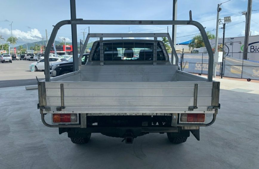 2012 MAZDA BT-50 XT  UP0YF1 Turbo CAB CHASSIS Dual Cab