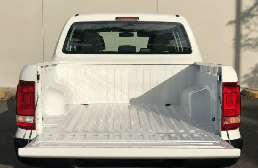 2019 VOLKSWAGEN AMAROK TDI400 Core 2H Tw.Turbo CAB CHASSIS Dual Cab