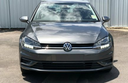 2018 VOLKSWAGEN GOLF 110TSI Trendline 7.5 Turbo Hatchback
