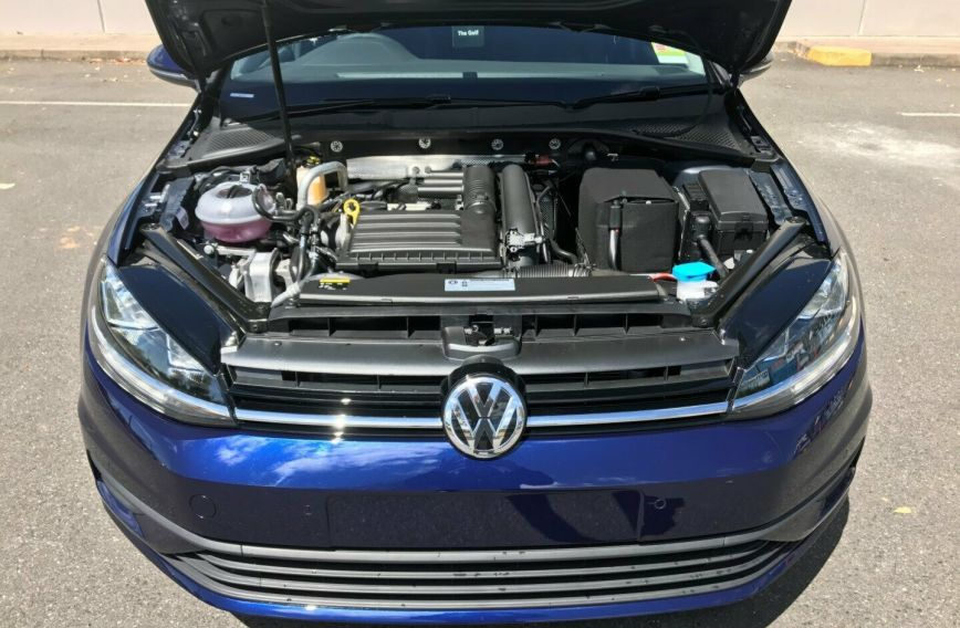 2018 VOLKSWAGEN GOLF 110TSI Trendline 7.5 Turbo Hatchback