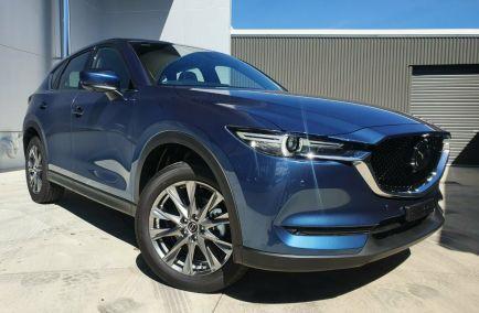New 2021 MAZDA CX-5 KF4WLA Akera Wagon 5dr SKYACTIV-Drive 6sp i-ACTIV AWD 457kg 2.5T
