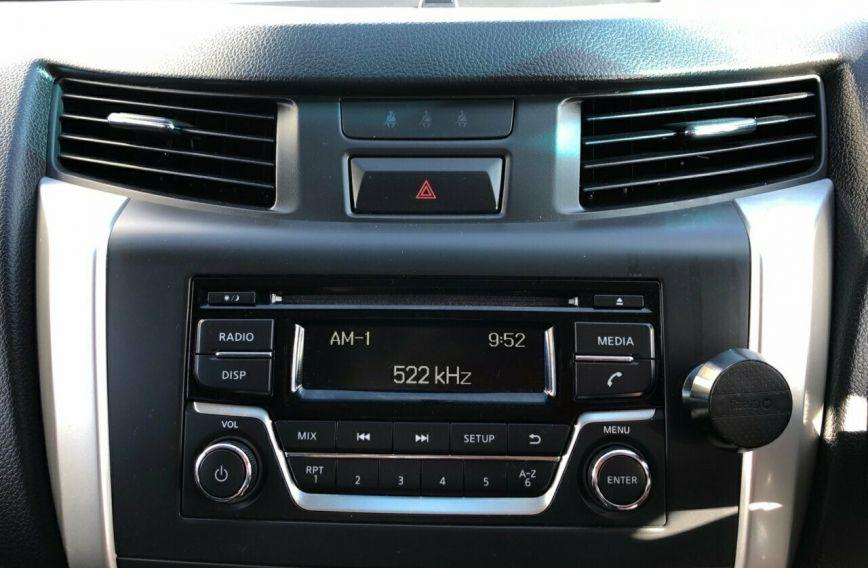 2017 NISSAN NAVARA RX  D23 S2 Turbo UTILITY Dual Cab