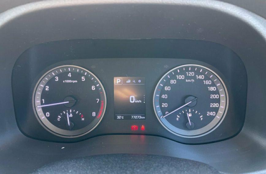 2015 HYUNDAI TUCSON Active X  TL  Wagon