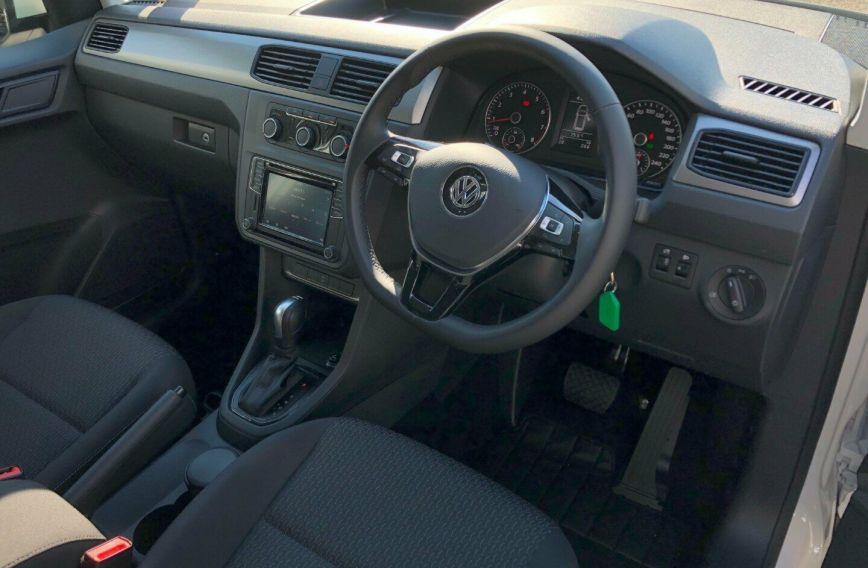 2017 VOLKSWAGEN CADDY TSI220 Trendline 2K Turbo Wagon