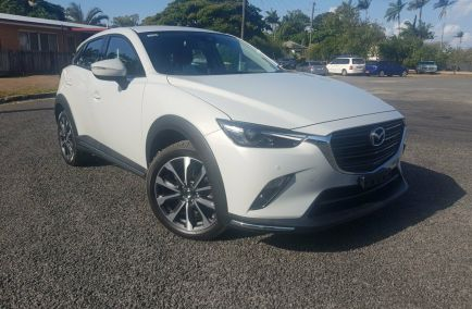 New 2018 MAZDA CX-3 DK2W7A Wagon 5dr sTouring SKYACTIV-Drive 6sp FWD 2.0i