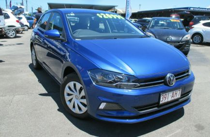 Used 2020 VOLKSWAGEN POLO AW MY20 70TSI Trendline Hatchback 5dr Man 5sp 1.0T