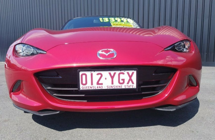2016 MAZDA MX-5 GT  ND  ROADSTER