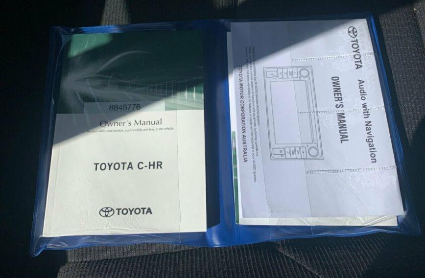 2018 TOYOTA C-HR   NGX10R Turbo WAGON