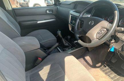 2013 NISSAN PATROL ST  Y61 GU 9 Turbo Wagon