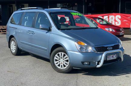 Used 2010 KIA GRAND CARNIVAL VQ Wagon 5dr Si 8st Spts Auto 6sp 3.5i