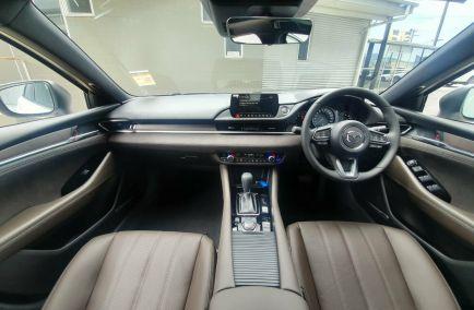 0 MAZDA 6 Atenza  GL1033 Turbo Sedan