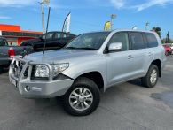 2014 TOYOTA LANDCRUISER for sale in Cairns