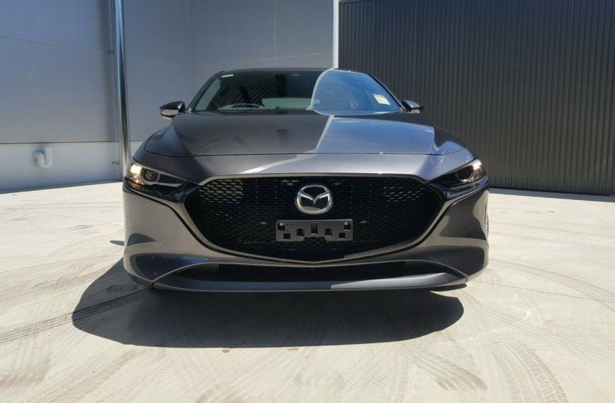 2019 MAZDA 3 G25 Evolve BP2HLA  Hatchback