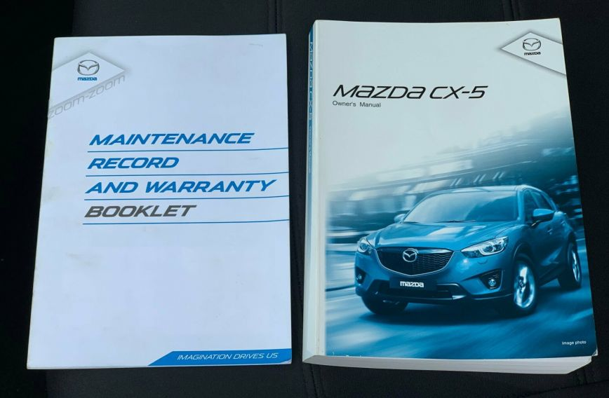 2014 MAZDA CX-5 Maxx Sport KE1031  WAGON