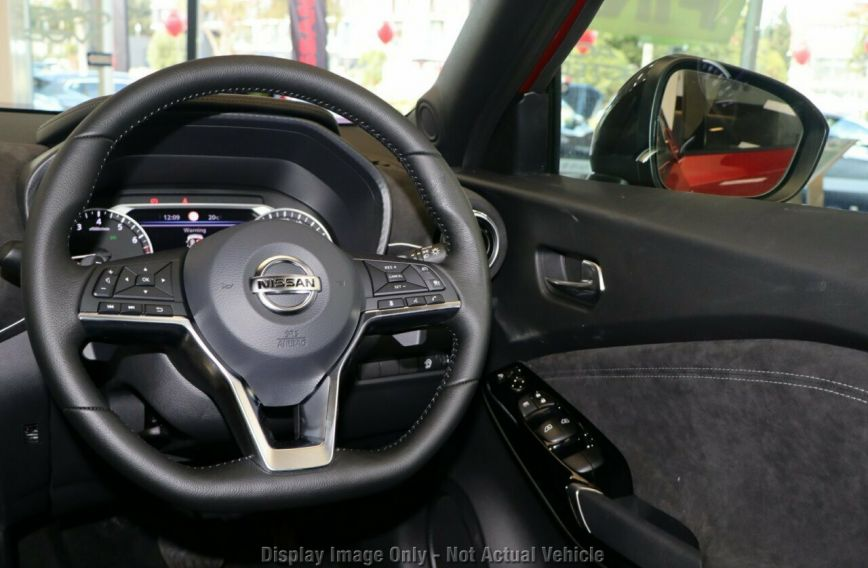 2020 NISSAN JUKE Ti  F16 Turbo Hatchback