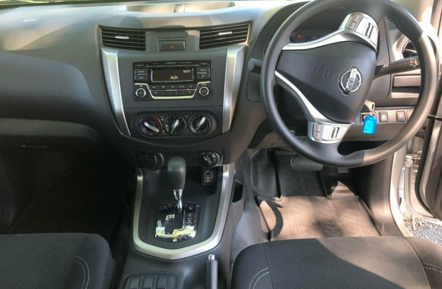 2018 NISSAN NAVARA RX  D23 S3 Turbo UTILITY Dual Cab
