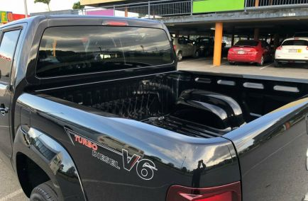 2018 VOLKSWAGEN AMAROK TDI550 Sportline 2H Turbo Dual Cab Utility