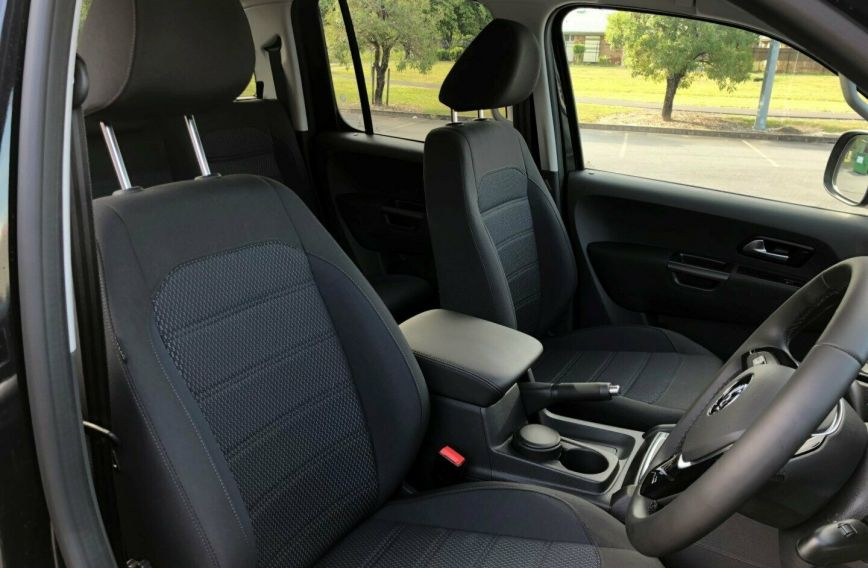 2018 VOLKSWAGEN AMAROK TDI550 Sportline 2H Turbo UTILITY Dual Cab